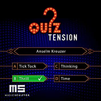 MUSIC SCULPTOR, Vol. 49: Quiz Tension