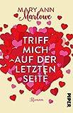 Triff mich auf der letzten Seite: Roman (German Edition)