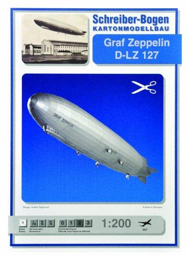 luftschiff-modell