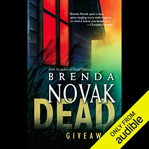 Dead Giveaway audiobook cover art
