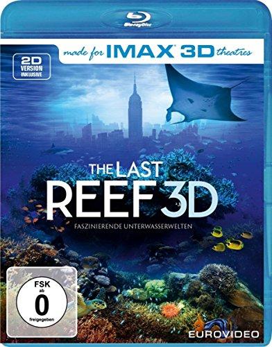 The Last Reef [3D Blu-ray]