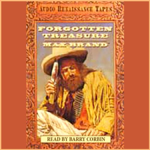 Forgotten Treasure audiobook cover art