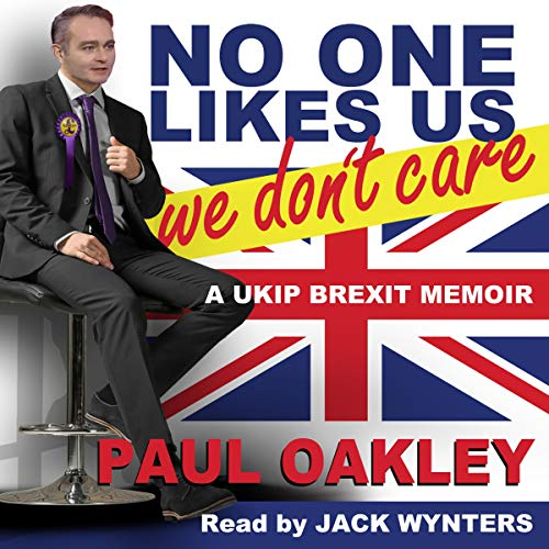 No One Likes Us, We Don't Care cover art