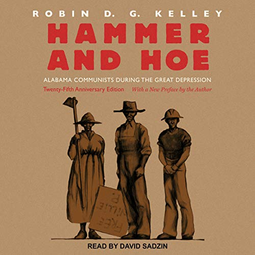 Hammer and Hoe Audiobook By Robin D. G. Kelley cover art
