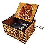 HLZK03 Spieluhr, Motiv: Pirates of The Caribbean/Pirates of The Caribbean/Davy Jones/Kapitän/Jack