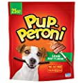 Pup-Peroni Original Lean Beef Flavor Dog Snacks, 25-Ounce from Pupperoni