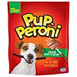 Pup-Peroni Original Lean Beef Flavor Dog Snacks, 25-Ounce