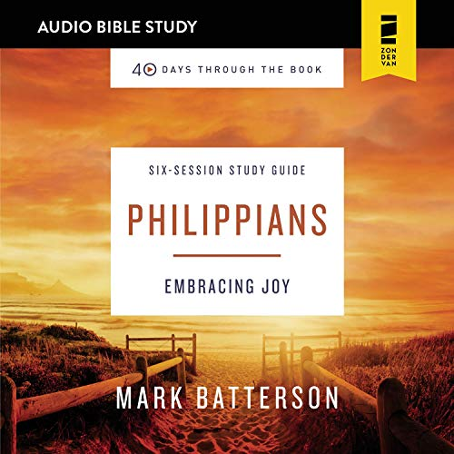 Philippians: Audio Bible Studies cover art