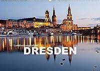 Landeshauptstadt Dresden (Wandkalender 2022 DIN A2 quer): Eine der schoensten Staedte Deutschlands in einem Kalender vom Reisefotografen Peter Schickert (Monatskalender, 14 Seiten )