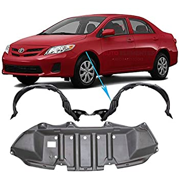 Best toyota corolla engine cover Reviews