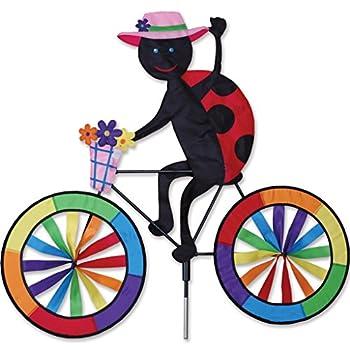 Premier Kites Bike Spinner - Ladybug