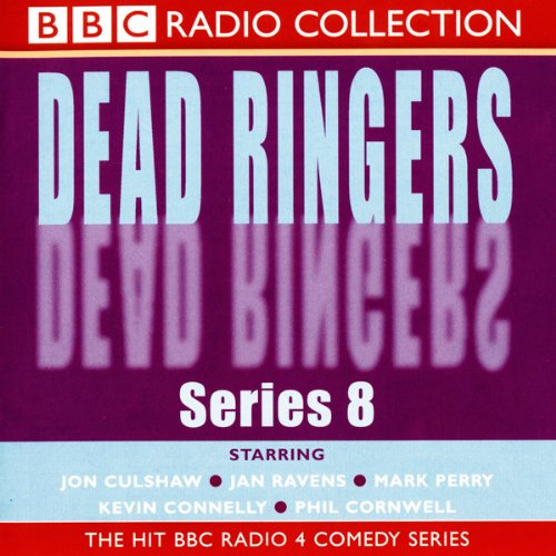Dead Ringers (Series 8) cover art