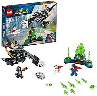 LEGO Superheroes Superman & Krypto Team-up 76096 Building Kit (199 Piece)