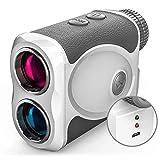 Wosports Golf Entfernungsmesser Laser USB
