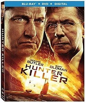 Hunter Killer (Blu-ray + DVD + Digital Copy)