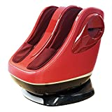 Premium Shiatsu Kahuna Foot & Calf Massager 088 RED