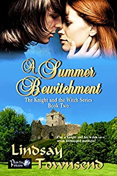 A Summer Bewitchment (The Knight and the Witch Book 2) by [Lindsay Townsend]