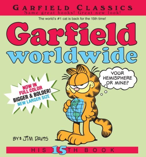 [Garfield Worldwide: His 15th Book] (By: Jim Davis) [published: August, 2007]