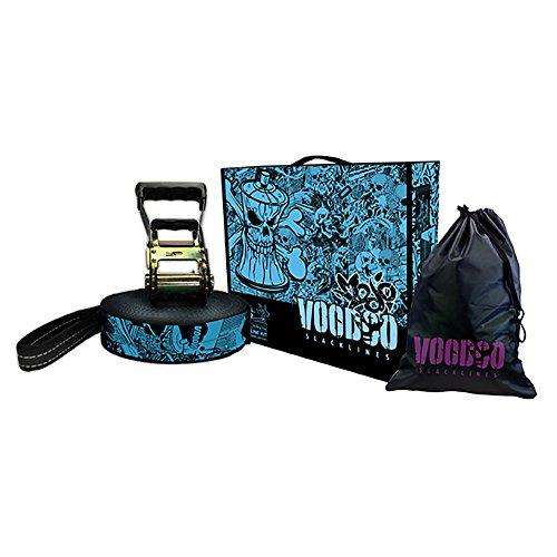 VOODOO slackers 60-Feet Mojo Trickline Kit