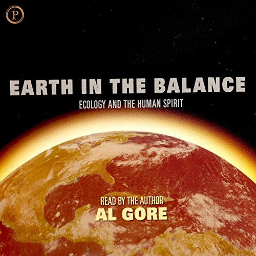 Earth in the Balance audiobook cover art