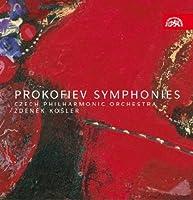Prokofiev: Symphonies nos 1 - 7 (complete) / Czech Philharmonic - Zdenek Kosler (2012-08-16)