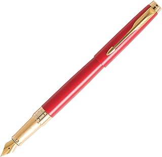 Parker Aster Matte Fountain Pen (Red)