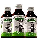 Best Cough Syrups - AJANTA'S ADUSOL: Ayurvedic Tulsi Cough Syrup | Cold Review