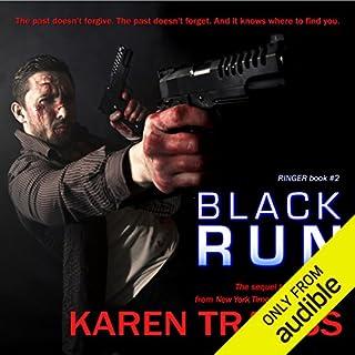 Black Run audiobook cover art
