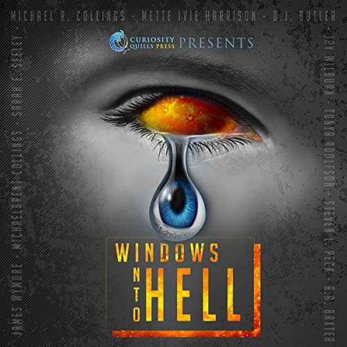 Windows into Hell audiobook cover art