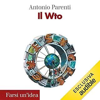 Il Wto                   Di:                                                                                                                                 Antonio Parenti                               Letto da:                                                                                                                                 Giuliano Bonetto                      Durata:  4 ore e 27 min     1 recensione     Totali 5,0