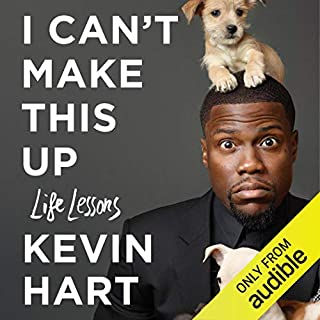 I Can't Make This Up audiobook cover art