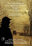 The MX Book of New Sherlock Holmes Stories Part XX: 2020 Annual (1891-1897) (20)