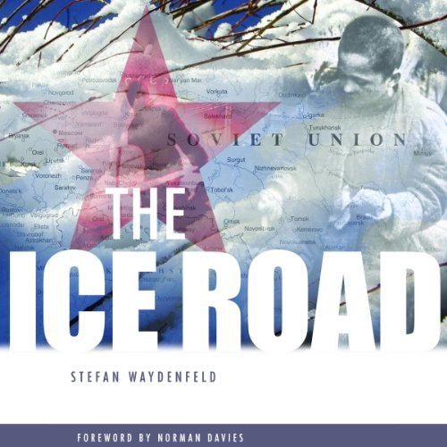 The Ice Road audiobook cover art
