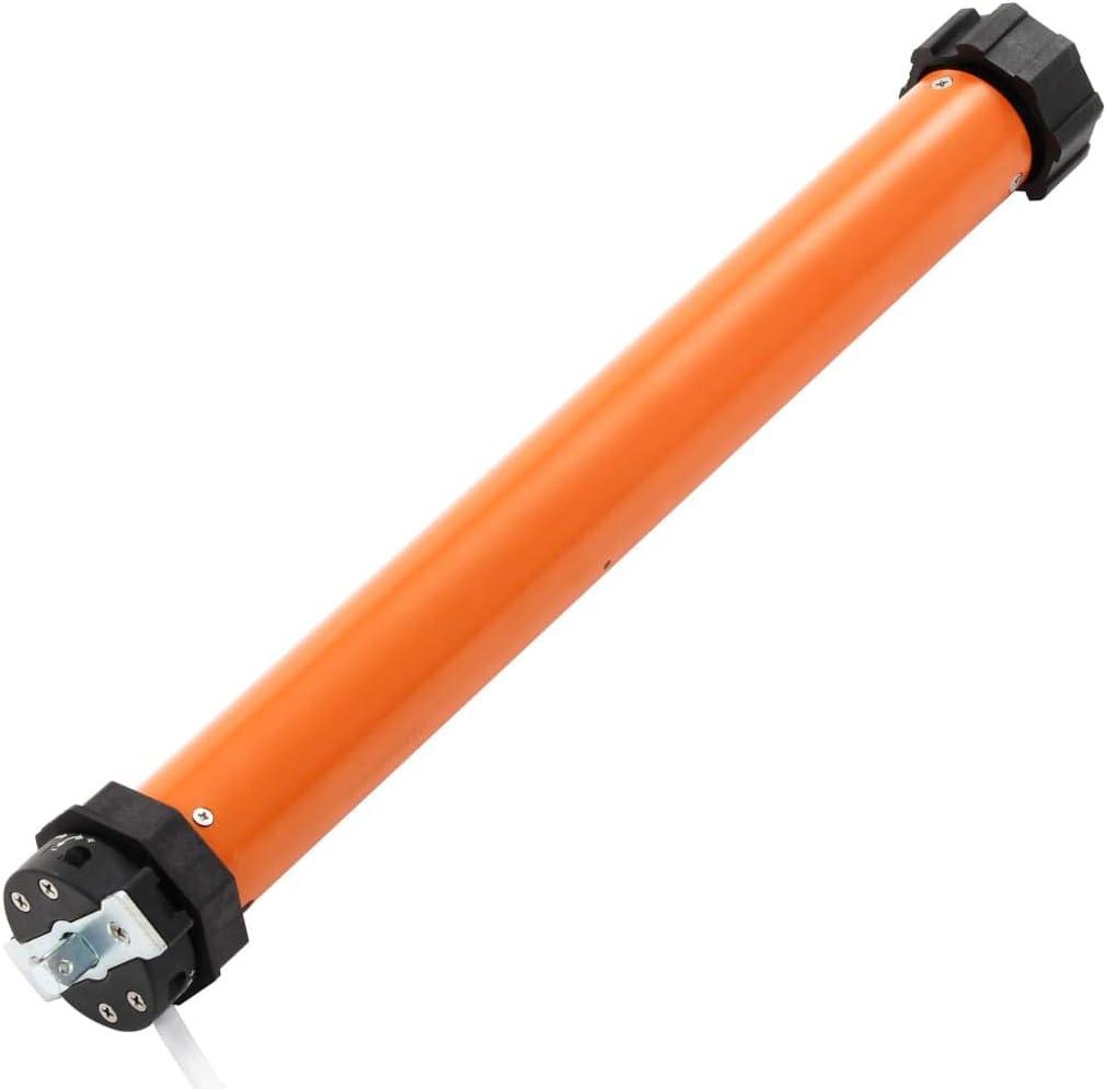 Lasamot 5 Motores tubulares de 20 NM, utilizados para la automatización de toldos, Puertas de Garaje, persianas enrollables y Protectores solares
