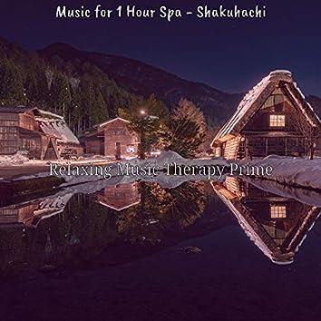 Music for 1 Hour Spa - Shakuhachi
