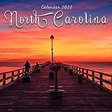 North Carolina Calendar 2022: Calendar 2022 with 6 Months of 2021 Bonus