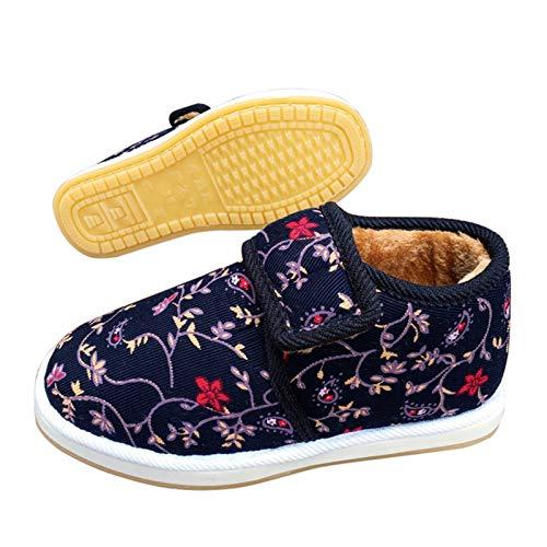 Xu-shoes China Traditional Wisteria...