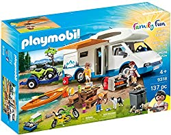 Fun on four paws: PLAYMOBIL Tiny Paws Pet Hotel with red gate, caretaker, numerous animals and accessories for accurate role-play 3 figures, 8 dogs and 2 birds, 12 pieces to build the outdoor fence, seesaw, crates and more to romp around, cute decora...