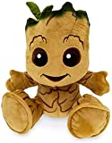 Disney Parks Exclusive - Plush Pillow - Big Feet - Baby Groot 11 Inch