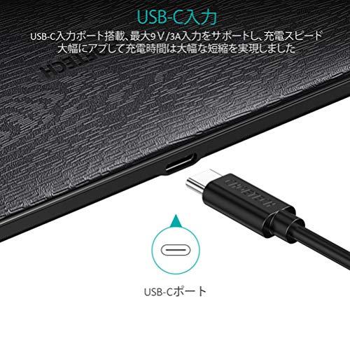 51UV9n35t8L-CHOETECHの2台同時に充電できるワイヤレス充電器「T535-S」をレビュー