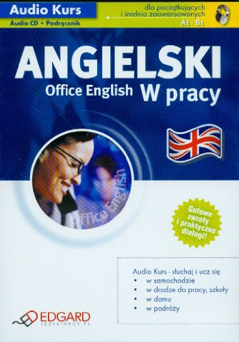 Angielski w pracy Office English [import allemand]