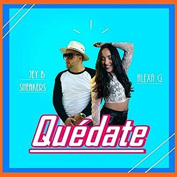Quédate (feat. Alexa G)