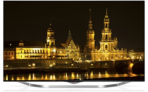 LG 55UB856V 55' 4K Ultra HD Compatibilidad 3D Smart TV WiFi Plata LED TV - Televisor (4K Ultra HD, Web OS, A, 16:9, 4:3, 14:9, 16:9, Auto, Zoom, 1080i, 1080p, 720p)