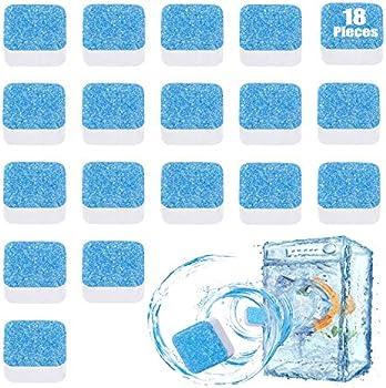 18-Pack Famebird Solid Washing Machine Cleaner
