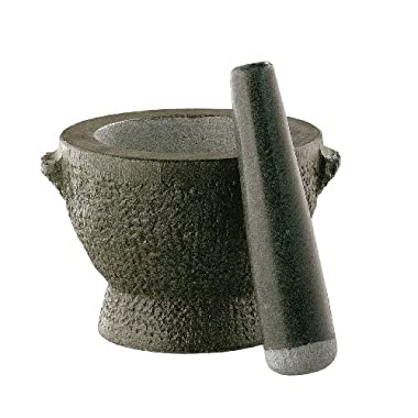 Frieling/Cilio Goliath Granite 5-Inch Tall Mortar and Pestle