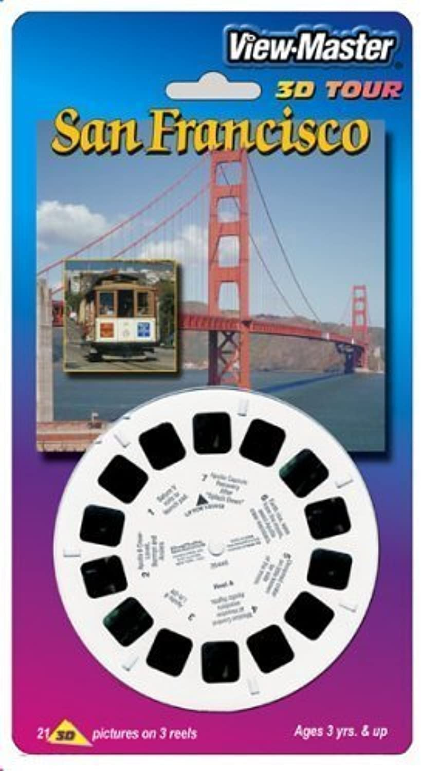 View Master  San Francisco by View Master