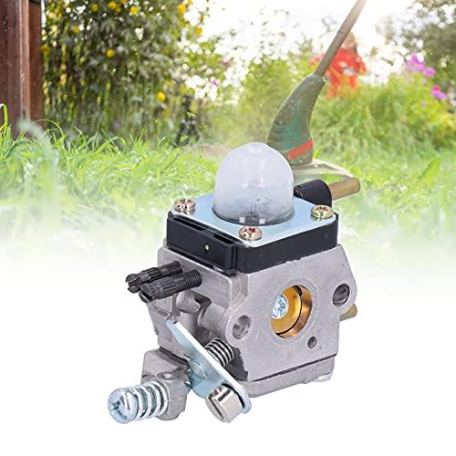 01 Reemplazo de carburador, Kit de carburador, confiable, Maravilloso con Aluminio para cortadora de jardín