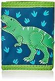 Stephen Joseph Unisex Kids Toddler Wallet, Dark Blue Dino