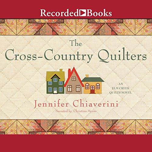 Couverture de The Cross-Country Quilters