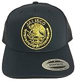 Capsnmore Jalisco Logo Federal Hat Navy Mesh Trucker